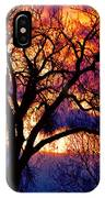 Beyond The Cottonwoods IPhone Case