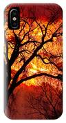 Beyond The Sunset  IPhone Case