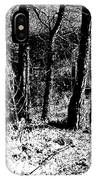 Beyond The Trees IPhone Case