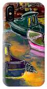 Biarritz 13 Bis IPhone Case