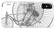 Bicycle, 1884 IPhone Case
