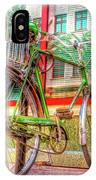 Bicycle Art IPhone Case