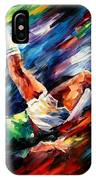 Bicycle Kick IPhone Case