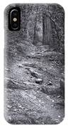 Big Basin Redwoods Sp 1 IPhone Case