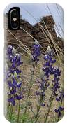 Big Bend Bluebonnets IPhone Case