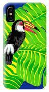 Big Billed Bird IPhone Case