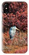 Big Blue V2 IPhone Case