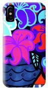 Big Colorful Lillies 2 IPhone Case