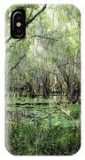 Big Cypress Preserve IPhone Case