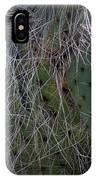 Big Fluffy Cactus IPhone Case