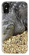 Big Gator IPhone Case