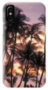 Big Island Palms IPhone Case