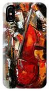 Big Jazz IPhone Case