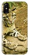 Big Kitty Cat IPhone Case