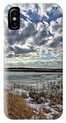 Big Marsh Spring Thaw 2 IPhone Case