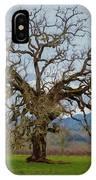 Big Oak IPhone Case