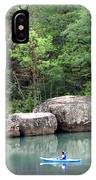 Big Piney Creek 1 IPhone Case