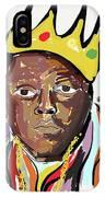 Big Poppa IPhone Case