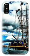 Big Ships IPhone Case