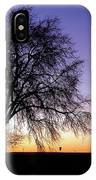 Big Sky - New Mexico IPhone Case