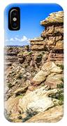 Big Spring Canyon IPhone Case