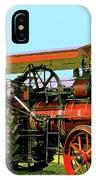 Big Steamer IPhone Case