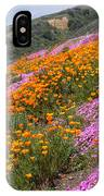Big Sur Spring IPhone Case