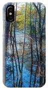 Big Thicket Water Reflection IPhone Case