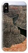 Bighorn Canyon IPhone Case