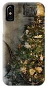 Bike - I Wanna Bike For Christmas  IPhone Case