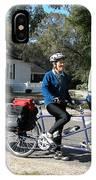 Bike 4 Two IPhone Case