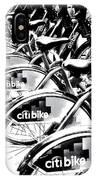 Bike Fleet IPhone Case