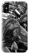 Bike Gaggle IPhone Case