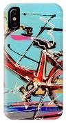 bike of Amsterdam series 2018 no.2 IPhone Case