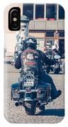 Bikers In Gdansk IPhone Case