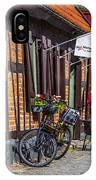 Bikes And Flags IPhone Case