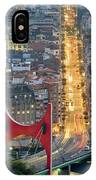 Bilbao Street IPhone Case