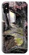 Bilbow's Path IPhone Case
