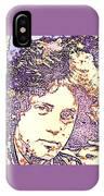 Billy Joel Pop Art IPhone Case