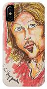 Billy Ray Cyrus IPhone Case