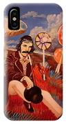 Billy Wonka 2  IPhone Case
