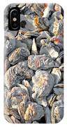 Billys Oyster Shells IPhone Case