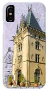 Welcome To Biltmore IPhone Case
