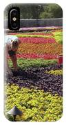 Biltmore Gardener IPhone Case