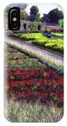Biltmore Walled Gardens IPhone Case