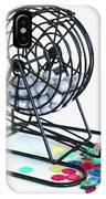 Bingo Cage IPhone Case