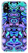 Biomorphic #1 IPhone Case