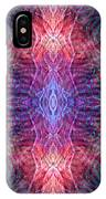 Biomorphic Syntax  IPhone Case