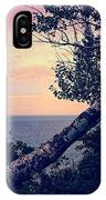Birch At The Overlook IPhone Case