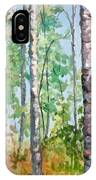 Birch IPhone Case